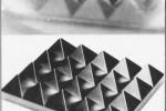 Kirlianova fotografija piramida